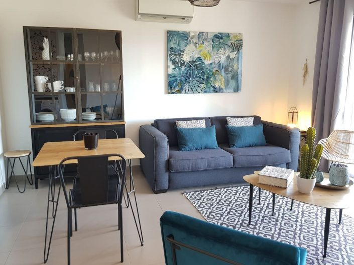 smadja Location appartement saison Porto-Vecchio