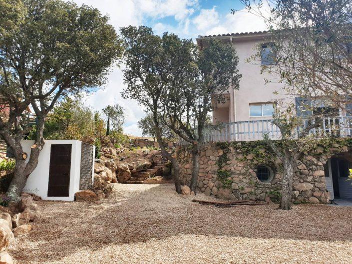 chauveau - Charmante villa, proche plage et piscine chauffée.