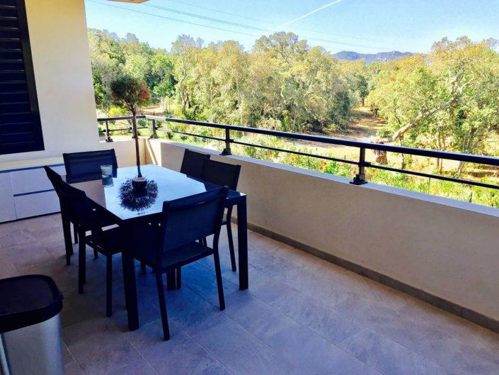 GAMBIN - Corse location appartement